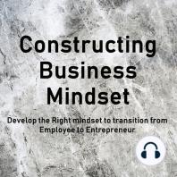 Constructing Business Mindset