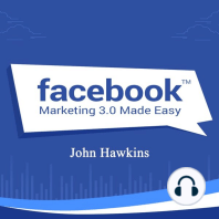 Facebook Marketing 3.0 Made Easy