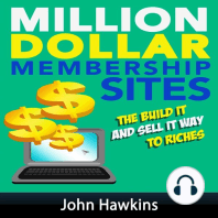 Million Dollar Membership Site