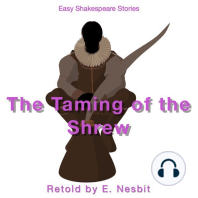The Taming of the Shrew Retold by E. Nesbit