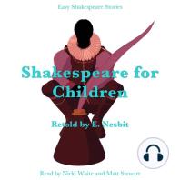 Shakespeare for Children Retold by E. Nesbit