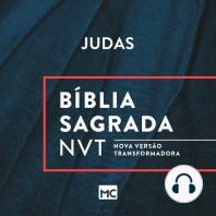 Bíblia NVT - Judas