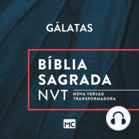 Bíblia NVT - Gálatas