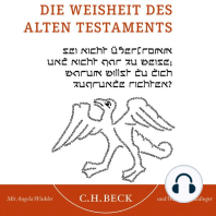 Weisheit des Alten Testaments, Die