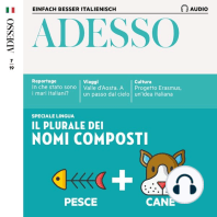 Italienisch lernen Audio - Der Plural der Komposita