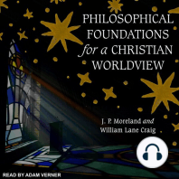 Philosophical Foundations for a Christian Worldview