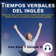 Tiempos verbales del inglés
