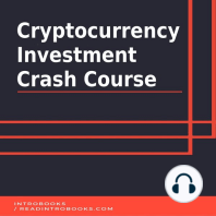 Cryptocurrency Investment Crash Course
