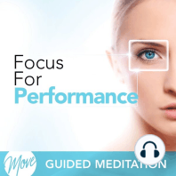 Focus for Performance