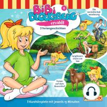 Bibi Blocksberg Kurzhörspiel - Bibi erzählt: Feriengeschichten