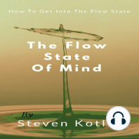 The Flow State Of Mind