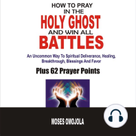 How To Pray In The Holy Ghost And Win All Battles