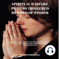 Spiritual Warfare Prayers Triggered By Word Of Wisdom