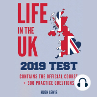 Life in the UK 2019 Test
