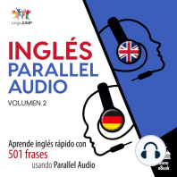 Inglés Parallel Audio