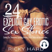 24 Explicit Gay Erotic Sex Stories