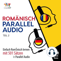 Romänisch Parallel Audio