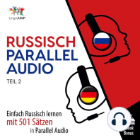 Russisch Parallel Audio