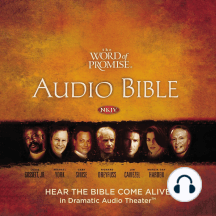 Word of Promise Audio Bible, The - New King James Version, NKJV: (31) Galatians, Ephesians, Philippians, and Colossians