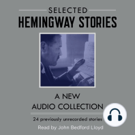 Hemingway Stories: A New Audio Collection