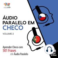 Áudio Paralelo em Checo