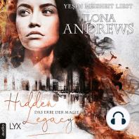 Hidden Legacy - Das Erbe der Magie - Nevada-Baylor-Serie, Teil 1