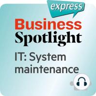 Business Spotlight express – Bereiche – IT