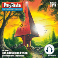 "Perry Rhodan 3019: Das Rätsel von Pesha: Perry Rhodan-Zyklus ""Mythos"""