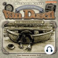 Professor van Dusen, Folge 11