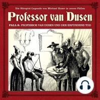 Professor van Dusen, Die neuen Fälle, Fall 8