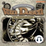 Professor van Dusen, Folge 13