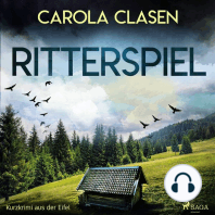 Ritterspiel - Kurzkrimi aus der Eifel