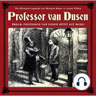 Professor van Dusen, Die neuen Fälle, Fall 9