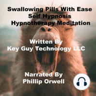 Swallowing Pills With Ease Self Hypnosis Hypnotherapy Meditation