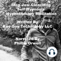 Stop Jaw Clenching Self Hypnosis Hypnotherapy Meditation