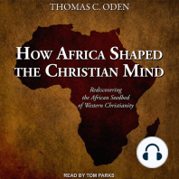 How Africa Shaped the Christian Mind