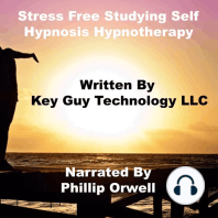 Stress Free Studying Self Hypnosis Hypnotherapy Meditation