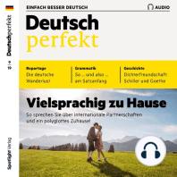 Deutsch lernen Audio - Vielsprachig zu Hause