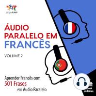 Áudio Paralelo em Francês