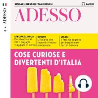 Italienisch lernen Audio - Wissenswertes über Italien