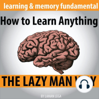 How to Learn Anything the Lazy Man Way