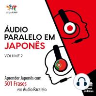 Áudio Paralelo em Japonês