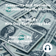 Prosperity Self Hypnosis Hypnotherapy Meditation
