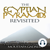 Egyptian Pyramids Revisited