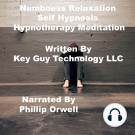 Numbers Induction Self Hypnosis Hypnotherapy Meditation