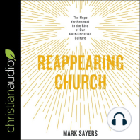 Reappearing Church