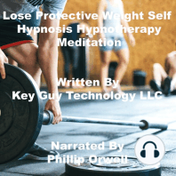 Lose Protective Weight Self Hypnosis Hypnotherapy Meditation