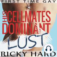 First Time Gay - His Cellmates Dominant Lust