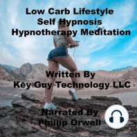 Low Carb Lifestyle Self Hypnosis Hypnotherapy Meditation