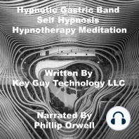 Hypnotic Gastric Band Self Hypnosis Hypnotherapy Meditation